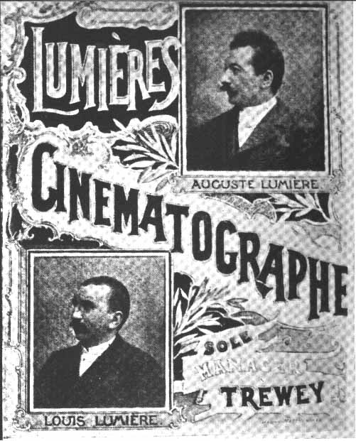 locandina fratelli Lumière