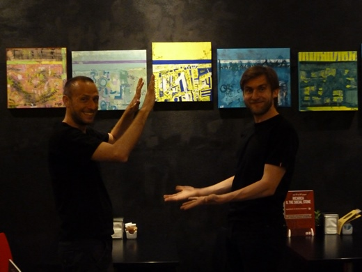 Fabrizio e David - Social Stone