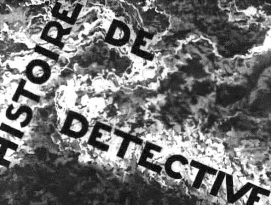Historie_du_detective_titolo