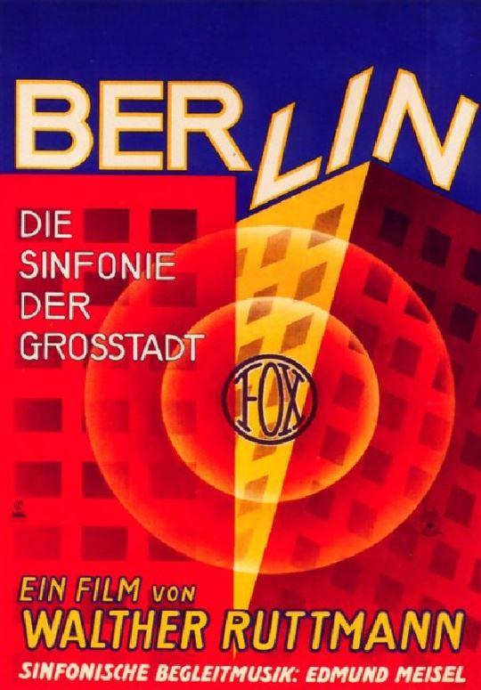 Berlin - die sinfonie der großstadt