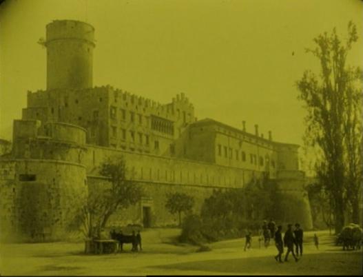 Il castel del Buonconsiglio