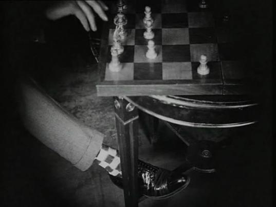 La febbre degli scacchi - scena 1