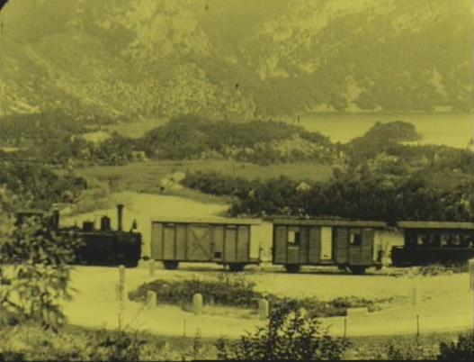 La ferrovia Mori-Arco-Riva