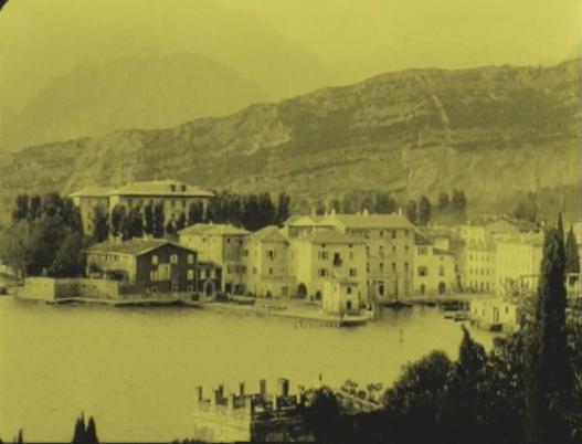 Torbole sul lago di Garda