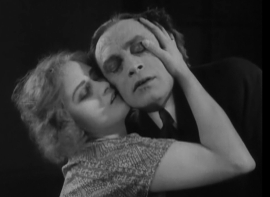 Conrad Veidt ed Alexandra Sorina