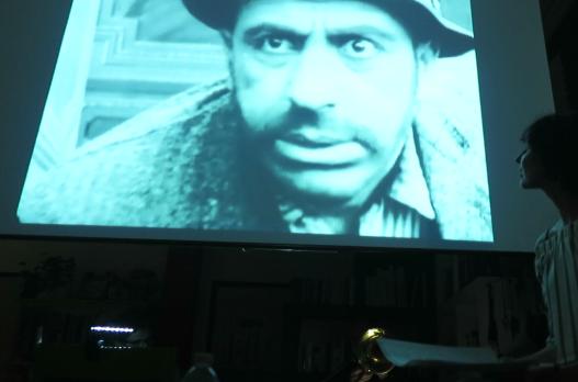 cinema muto al Social Stone
