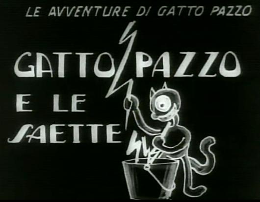 Gatto Pazzo