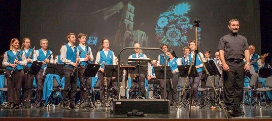 Banda Mascagni - Cristallo 2019 - 01