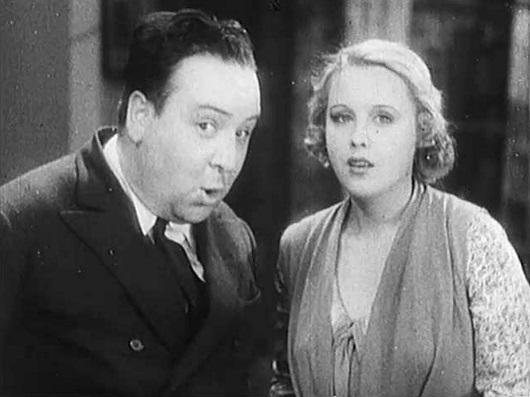 Alfred Hitchcock e Anny Ondra