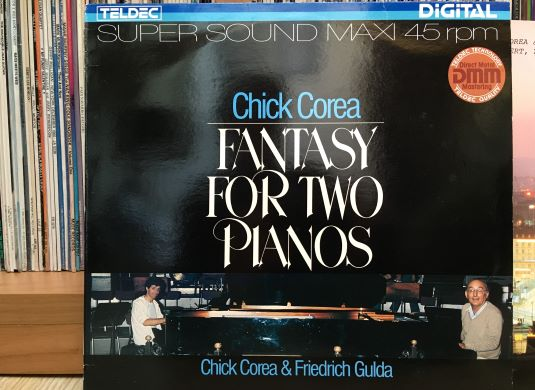 Fantasy for two pianos